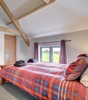 Swallows Barn Double Bedroom