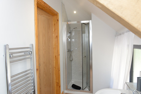 Swallows Barn en suite
