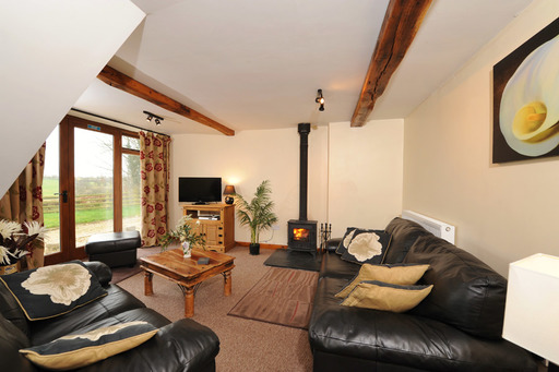 Woodcutters Cottage Lounge Area