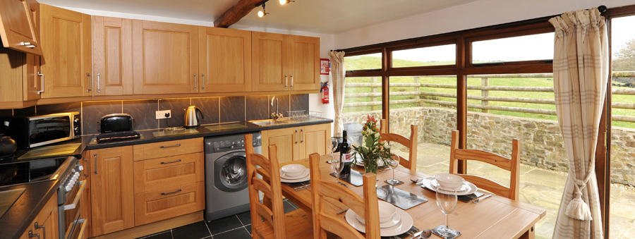 A Kitchen in North Devon